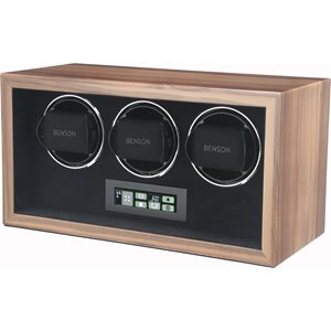 Benson Compact Triple 3.WAS watchwinder
