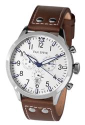 9271d48ffc44b5 Van Speyk heeft gekozen voor een nieuwe serie horloges met een moderne  inslag en verwijzing naar de luchtvaart. De Dutch Pilot modellen hebben in  ...