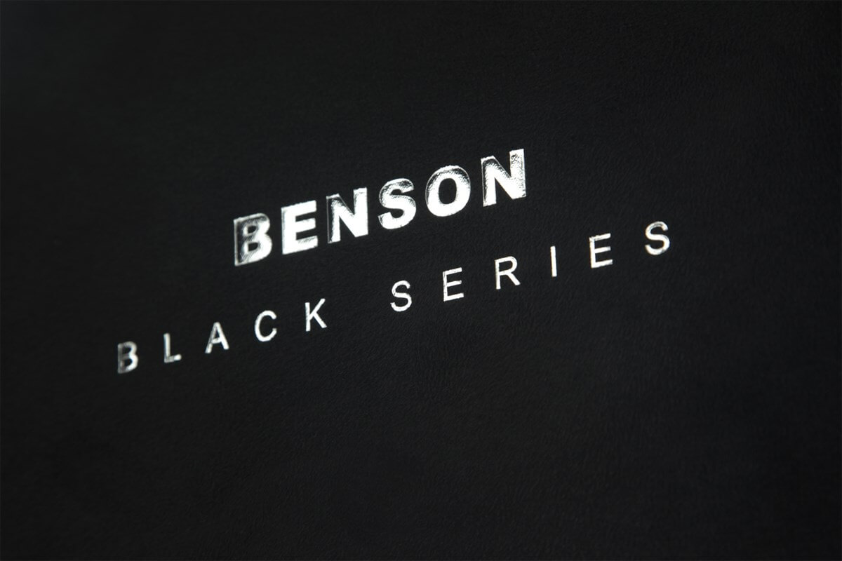 Benson Black Series WB.8.17.W