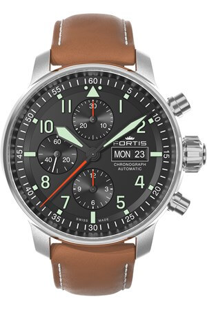 Fortis Flieger Professional Chronograph 705.21.11 LB